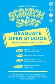 RISD_Grad Open Studios